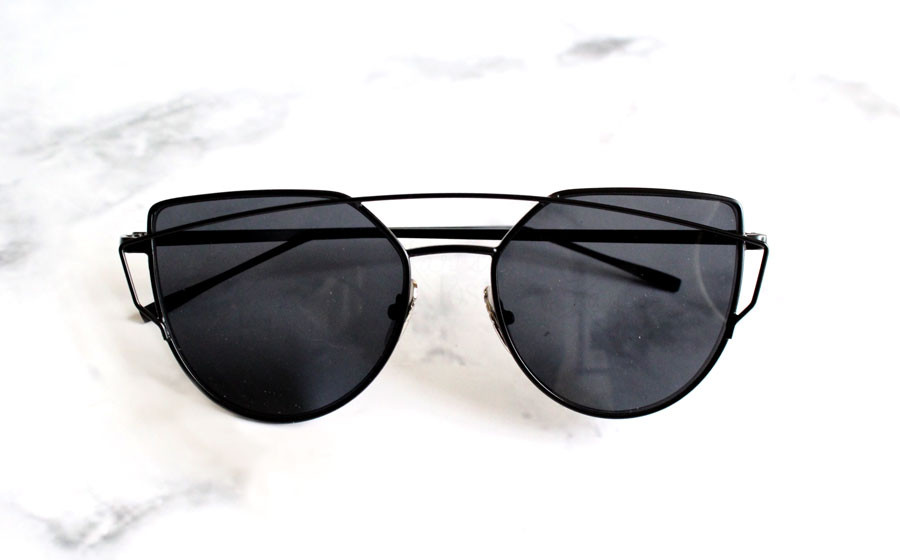 Overnight Essentials 2 sunglasses