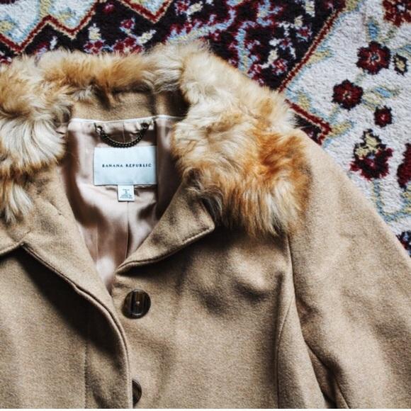 Chic Camel Coat