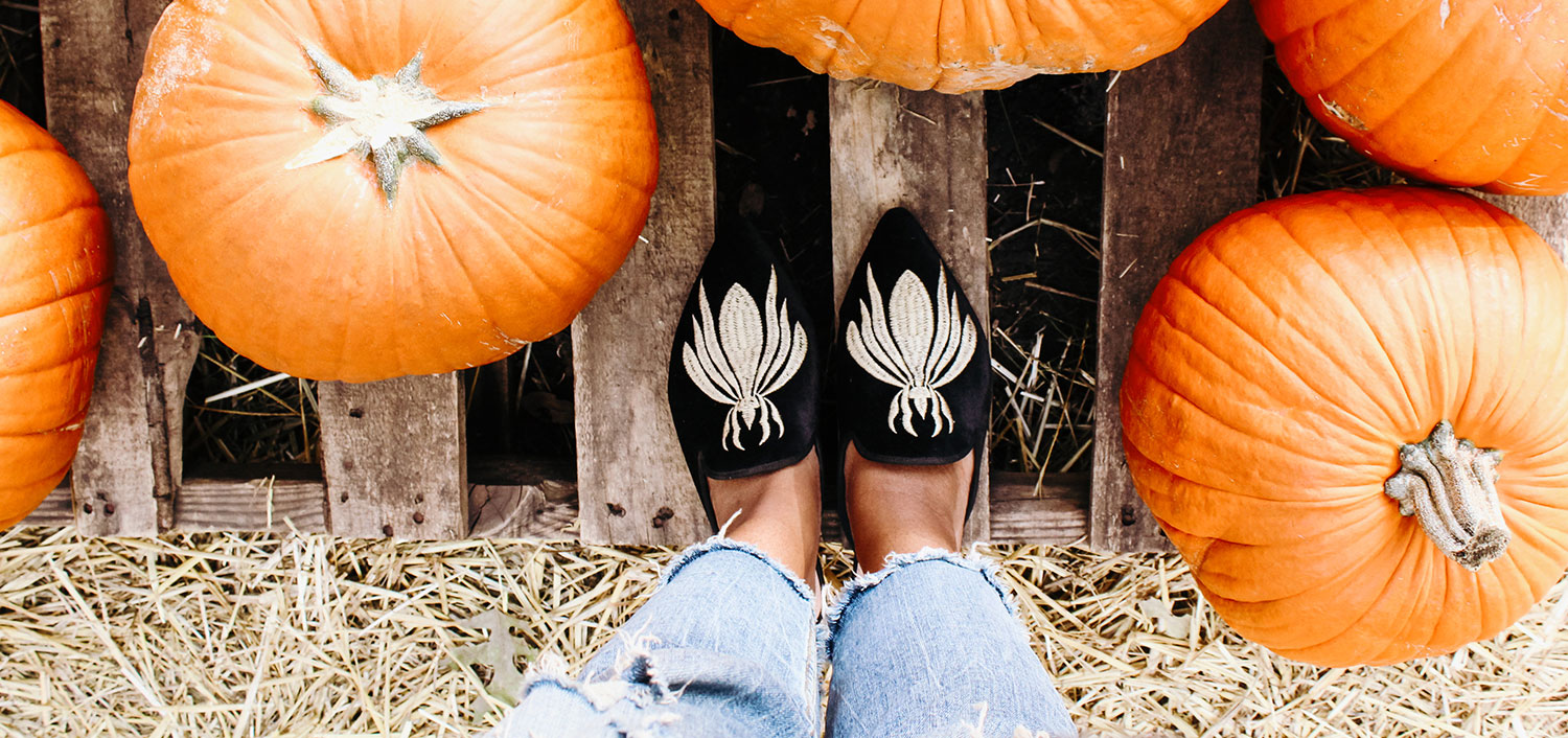 Karis Renee favorite fall bug shoes