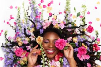 Karis Renee Black is Beautiful Campaign 2020 KMFE Thisbe Grace photographer