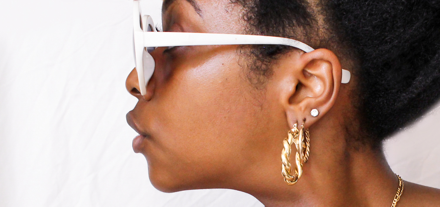 Karis Renee jewelry + All The Wire